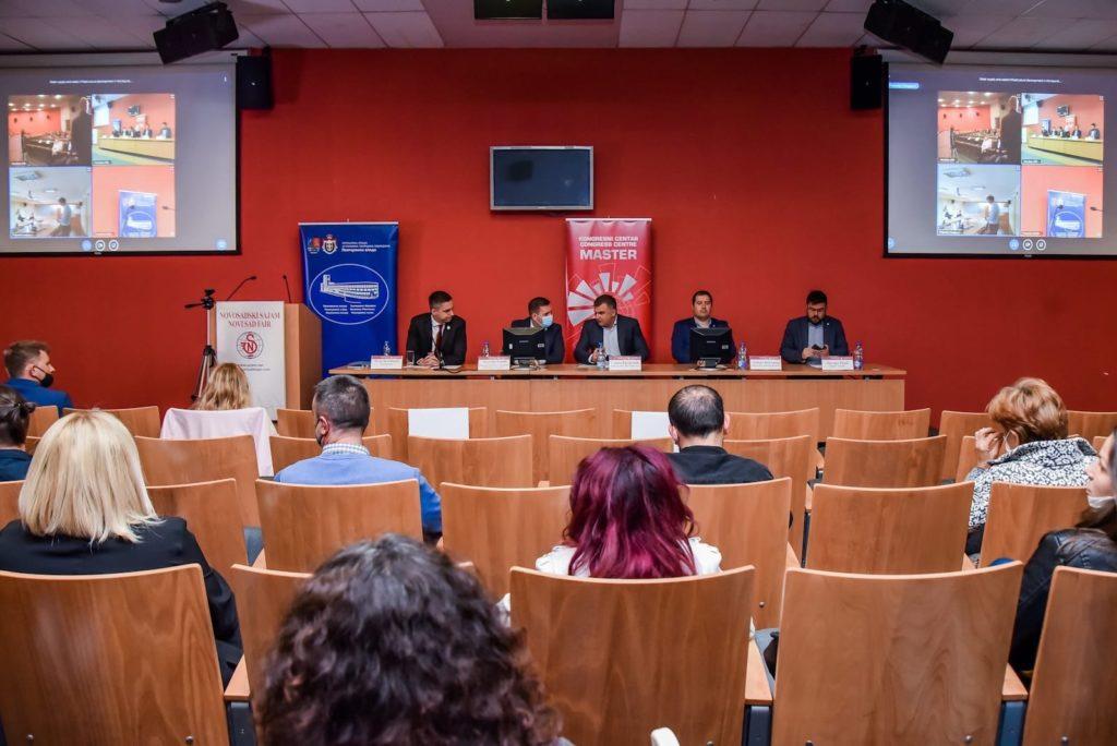 Završna konferencija projekta WASIDCA