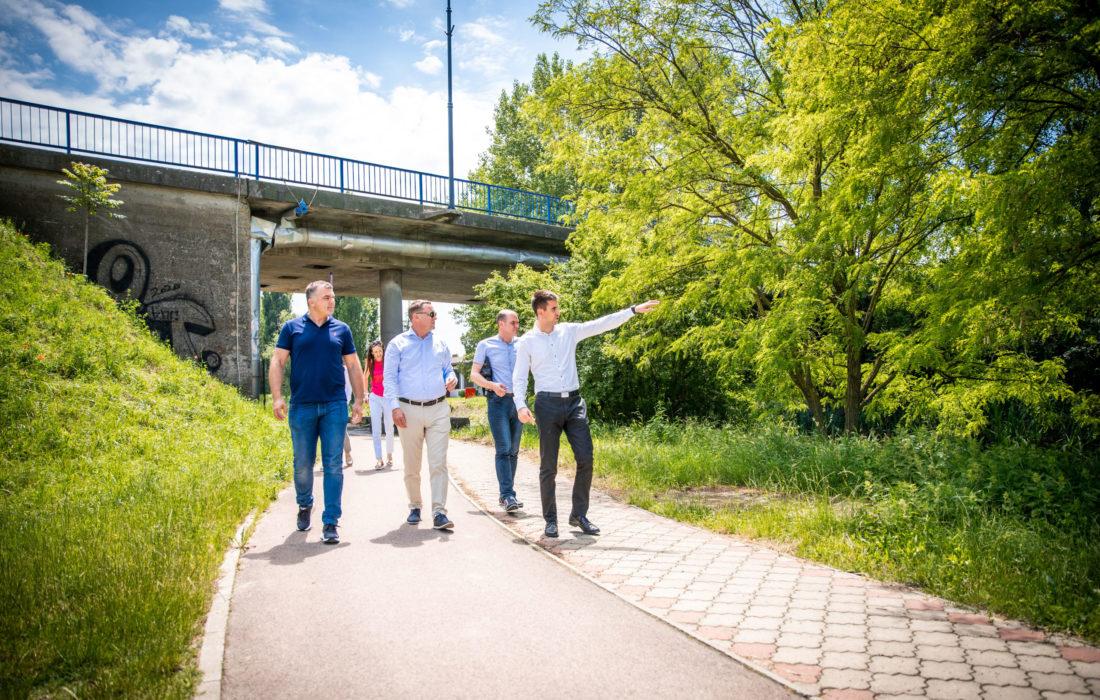 У току планови за ревитализацију деонице Великог бачког канала