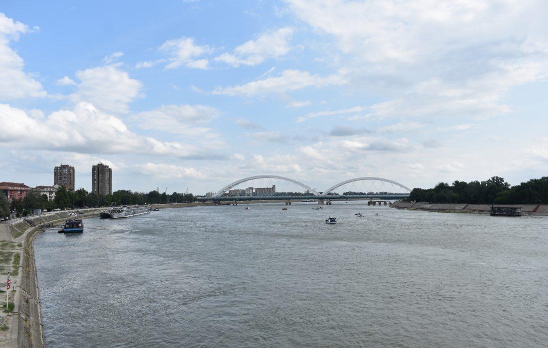 Очекује се благи пораст водостаја реке Дунав